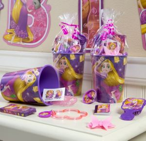 Rapunzel Super Favor Kit for 8 Guests
