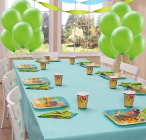 Lion Guard Basic Party Kit for 8 Guests