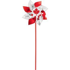 Canadian Maple Leaf Pinwheel