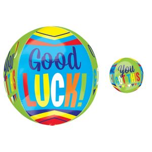 Good Luck Balloon - Orbz