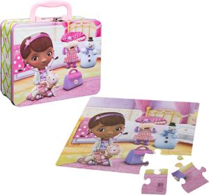Doc McStuffins Puzzle Lunch Box 24pc