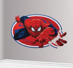 Spider-Man Wall Puzzle 72pc