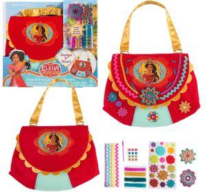 Elena of Avalor Stitch N' Style Purse Activity Kit 44pc