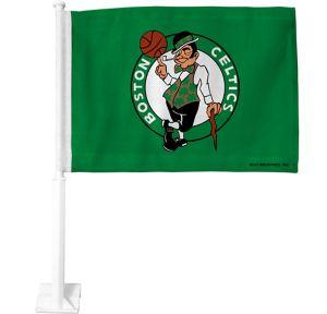 Boston Celtics Car Flag