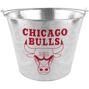 Chicago Bulls Galvanized Bucket