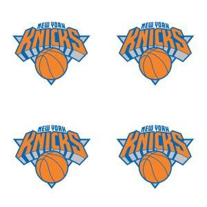 New York Knicks Face Tattoos 4ct