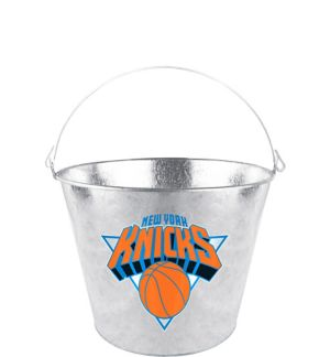 New York Knicks Galvanized Bucket