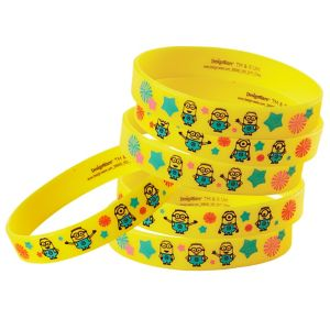Minions Wristbands 6ct