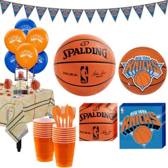 New York Knicks Super Party Kit 16 Guests