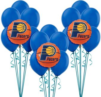 Indiana Pacers Balloon Kit