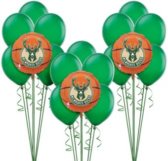 Milwaukee Bucks Balloon Kit