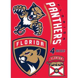 Florida Panthers Decals 5ct