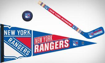 New York Rangers Slap Shot Fan Kit