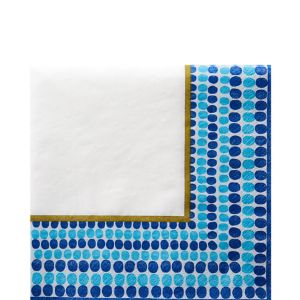 Indigo Dots Lunch Napkins 36ct