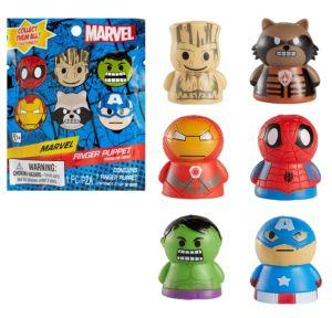 Marvel Finger Puppet Mystery Pack