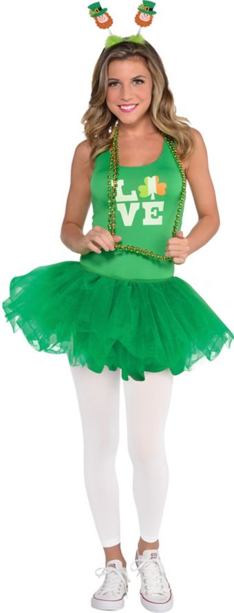 Adult Love St. Patrick's Day Costume