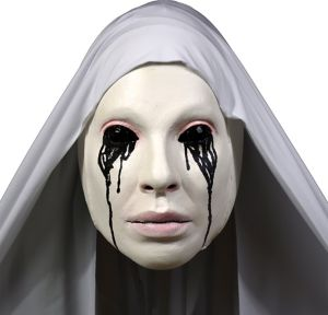 Adult White Nun Mask - American Horror Story Asylum
