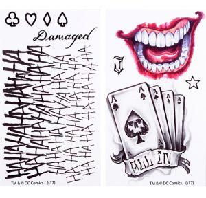 Joker Tattoos 10ct - Suicide Squad