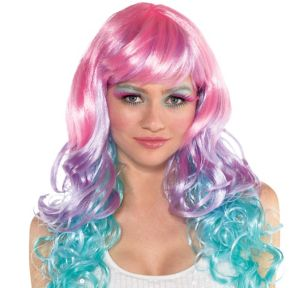 Adult Pastel Wig