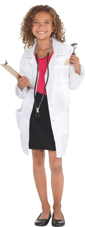 Child Lab Coat