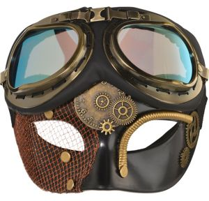 Adult Steampunk Mask