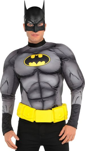Adult Batman Muscle Shirt
