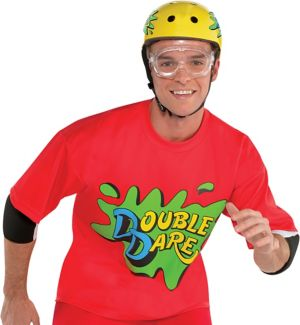 Red Double Dare Costume Accessory Kit - Nickelodeon