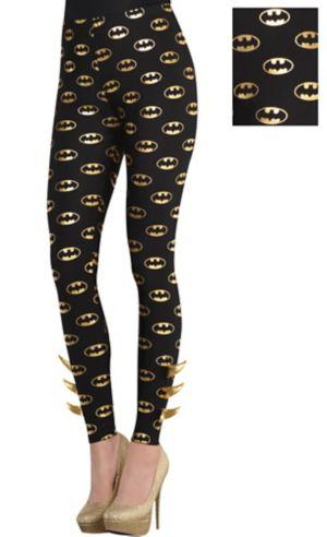 Adult Batgirl Leggings - Batman