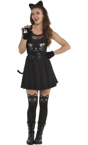 Adult Cat Dress