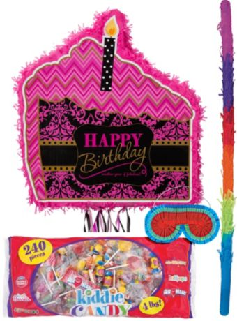 Fabulous Birthday Pinata Kit