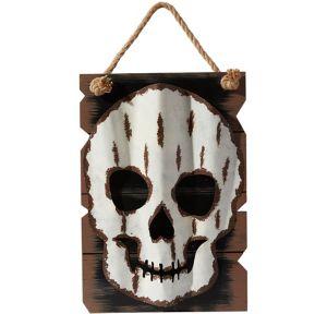Creepy Skull Sign