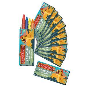 Lion Guard Crayon Boxes 12ct