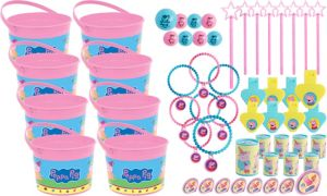 Peppa Pig Ultimate Favor Kit for 8 Guests