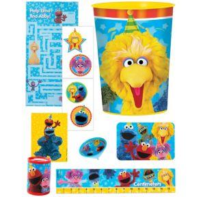 Sesame Street Super Favor Kit for 8 Guests