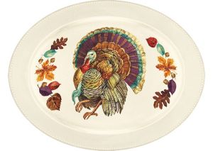 Traditional Thanksgiving Serving Tray