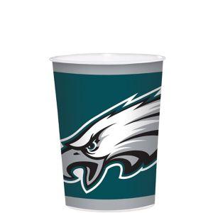 Philadelphia Eagles Favor Cup