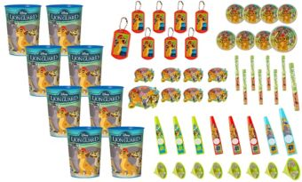 Lion Guard Super Favor Kit for 8 Guests