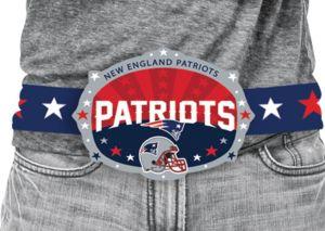 Light-Up New England Patriots Belt