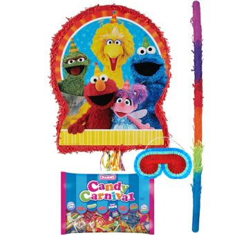 Sesame Street Pinata Kit