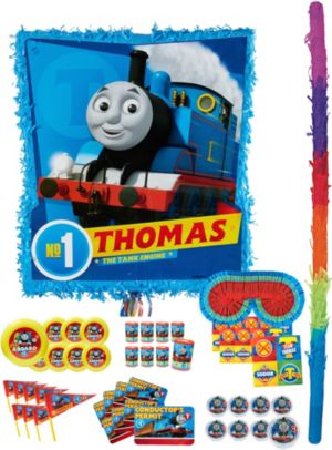 Thomas the Tank Engine Pinata Kit with Favors