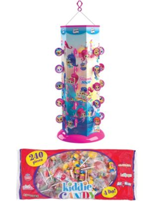 Shimmer and Shine Goodie Gusher Pinata Kit