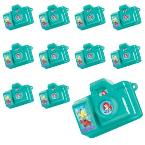 Little Mermaid Click Cameras 24ct