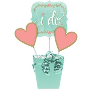 Mint to Be Centerpiece Sticks 3ct