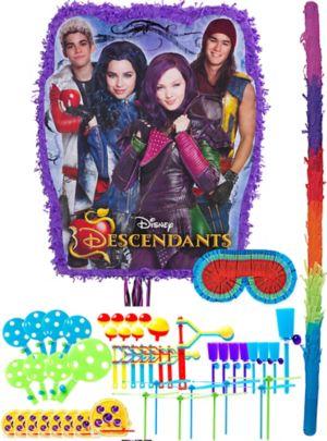 Disney Descendants Pinata Kit with Favors