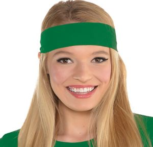 Green Head Tie