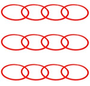 Red Bracelets 12ct
