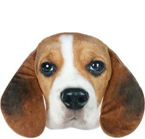 Beagle Dog Pillow Plush