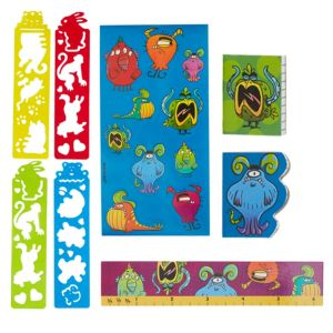 Stationery Favor Pack 100pc