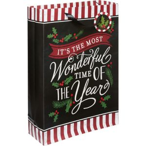 Large Most Wonderful Time Gift Bag