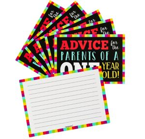 Surviving Baby's 1st Year Advice Cards 24ct
